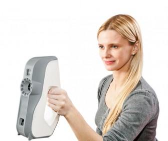 Scanner 3D Artec Eva