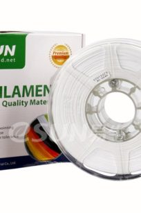Bobine Filament ABS 1.75 mm blanc - 1kg