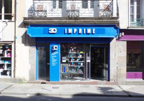 Vitrine 3d Imprime