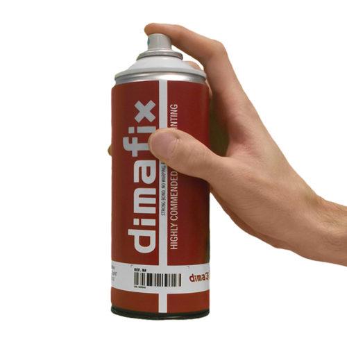 DimaFix - Spray pour améliorer l'adhérence au plateau